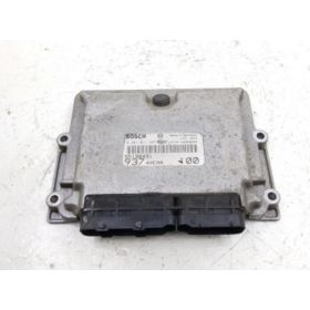 Calculateur moteur  Alfa Romeo 1.9 JTD 55198491 Bosch 0281011487
