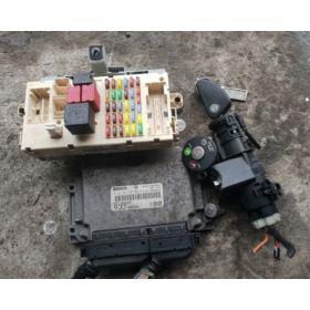 ECU Engine Complete Start Kit ALFA ROMEO GT 55198809 0281011511