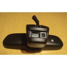 Rétroviseur interieur automatique jour / nuit coloris noir pour Audi / Seat Exeo ref 8R0857511 4PK