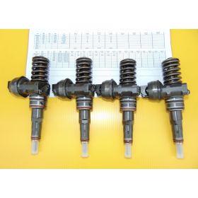 injectors / Injection unit VW Golf 5 / Touran 1.9 TDI 038130073AM / 038130073AQ /038130073S / 038130073AG / 038130079D