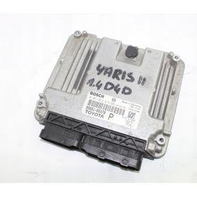 Calculateur moteur TOYOTA YARIS II 1.4 D4D ref 89661-0D470 Bosch 0281012515