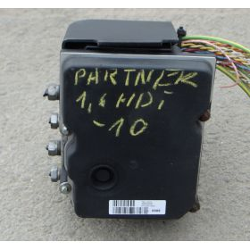 ABS PUMP UNIT PEUGEOT CITROEN 0265951178 0265230508 9665363180 9666098880