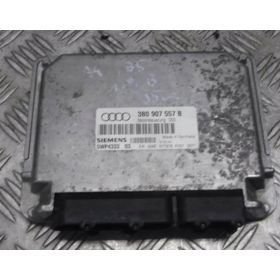 Calculateur moteur Audi A4 1L6 moteur AHL ref 3B0907557B / Ref Siemens 5WP4333-03 / 5WP4 333 03