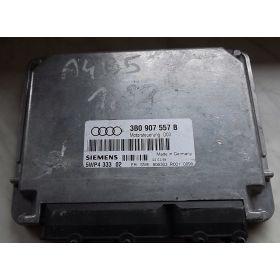 Calculateur moteur Audi A4 1L6 moteur AHL ref 3B0907557B / Ref Siemens 5WP4333-02 / 5WP4 333 02 ***