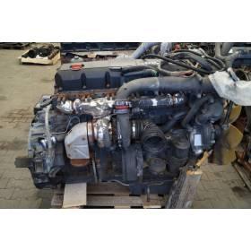 MOTOR ENGINE DAF XF 105 EURO5 460KM 2012