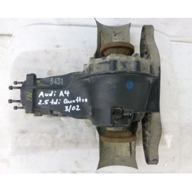 Rear transmission Haldex for Audi A4 / A6 ref 0AR500043A type HUQ / ETS