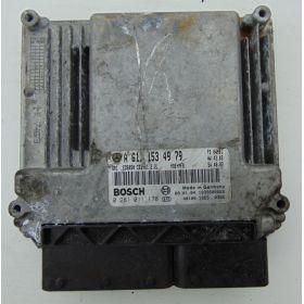 Engine control / unit ecu motor Mercedes W210 2.2 CDI A6111539179 0281010762