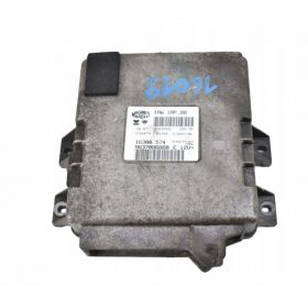 Calculateur moteur PEUGEOT 206 1.1 8V ref 9637086880 IAW1AP.80 16300.574 ***
