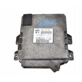 Engine control / unit ecu motor Peugeot / Citroen ref 96 507 434 80 / 9650743480 / 0261S04547 / 0 261 S04 547