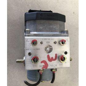 ABS unit PORSCHE 911 996 3.4 ref 99635575528 Bosch 0265219401 0273004179