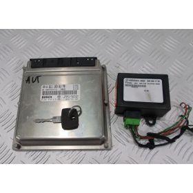 ECU Engine Complete Start Kit MERCEDES 2.2 A6461505091 0281012725