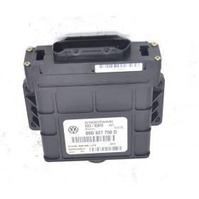 CALCULATEUR DE BOITE VW TOUAREG 09D927750D ***