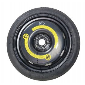 Space saver spare wheel 125 70 R 18 inch / spacing 5X112 ref 1K0601027B 1K0601027AP 3QD601027A 5QD601027BC