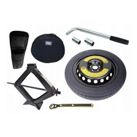 Space Saver Spare Wheel Kit With Tyre And Tools AUDI Q3  5 x 112 x 57,1 145/80 R18 + KIT