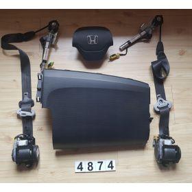 Kit airbag HONDA CRV III 06-13