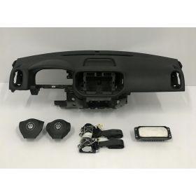 Planche de bord complète avec airbag sac gonflable ceinture pretentionneur VW TIGUAN 5N