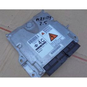 Engine control / unit ecu motor MAXITY CABSTAR 2.5 DCI 2006-2014 ref 23710-MA23B 5800-691