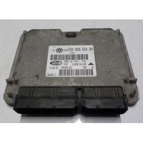 Engine control / unit ecu motor VW Golf 4 1L6  AEH / AKL ref 06A906019 / Ref Siemens 5WP419003 / 5WP4 190 03