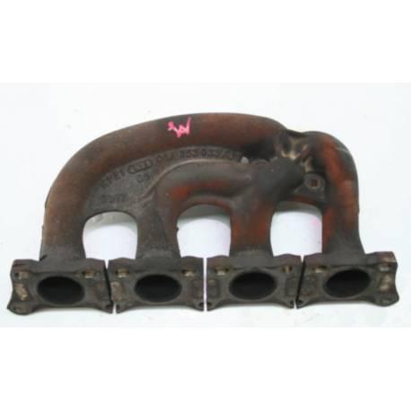 Exhaust manifold 1L8 turbo 225 cv Audi TT / S3 ref 06A253033AJ