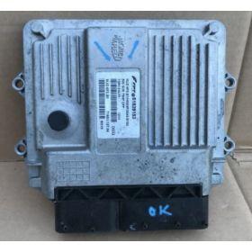 Engine control / unit ecu motor FIAT 500 JTD 51839153 MJD6F3.B1