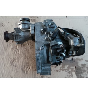6-speed manual gearbox Quattro type FHU / FPL with transfer box for Alhambra / Sharan