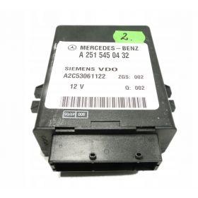 MODULE UNIT DE SUSPENSION MERCEDES E W211 W251 A2515450432 Siemens VDO A2C53061122