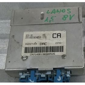 CALCULATEUR MOTEUR DAEWOO LANOS 1.5 8V 16247149DAC