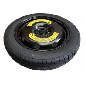 Space Saver Spare Wheel Kit With Tyre AUDI Q5 145/60 R2