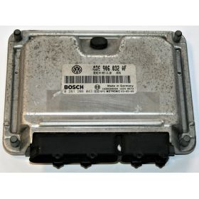 Engine control / unit ecu motor VW Beetle 1.4 16V 036906032AF Bosch 0261208043