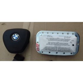 Ensemble kit airbag / Module de sac gonflable BMW X3 F25 X4 F26
