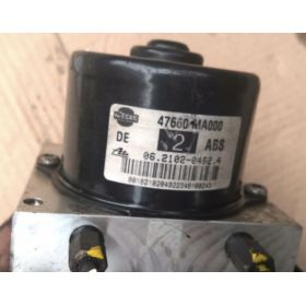 BLOC ABS NISSAN CABSTAR 47660-MA000 Ate 06.2102-0492.4 06.2109-0749.3