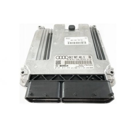 Calculateur moteur Audi A4 / A5 2L7 V6 TDI ref 8K1907401K Bosch 0281016456