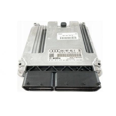 Engine control / unit ecu motor Audi A4 / A5 2L7 V6 TDI ref 8K1907401K Bosch 0281016456