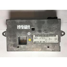 Boitier d'interface avec logiciel 4F0910730D / 4E0035729 / 4F0910732HX AUDI A6 4F