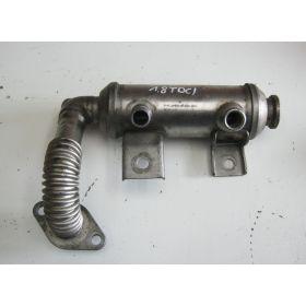 Refroidisseur pour recirculation des gaz d'échappement Ford Focus / C-Max / Mondeo MK4 1L8 TDCI ref 4M5Q-9F464-B1C 4M5Q9F464B1C