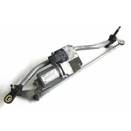Windshield wiper bracket with wiper motor Audi A5 Cabriolet type 8F ref 8F1955119 / 8F1955023 / 8F1955023A
