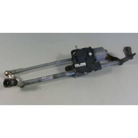 Windshield wiper bracket with wiper motor Golf 6 ref 1K1955119E / 1Q1955119A / 1Q1955119B / 1Q1955119C