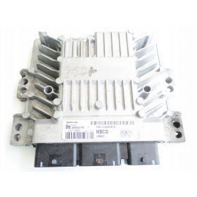 Engine control / unit ecu motor FORD Focus 7m51-12A650-BCG  5WS40778L-T