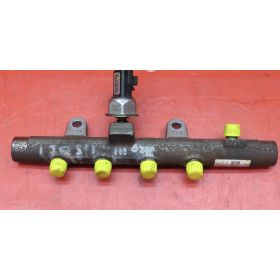 Rampe d'injection NISSAN JUKE 1.5 Dci 8200704212 Continental A2C27000234 5WS40440 5WS40039