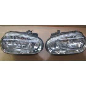 2 projecteurs optiques pour VW Golf 4