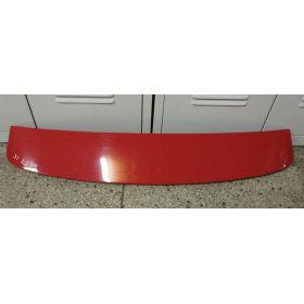 Spoiler / Becquet de toit coloris rouge LS3H Seat Ibiza 6L ref 6L6827939D