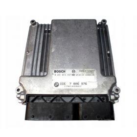 Calculateur moteur BMW E70 X5 3.0D 7806976 0281014437 + CODE