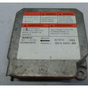 Airbag crash sensors module OPEL AGILA / SUZUKI WAGON ref 9216732 Siemens 5WK43458