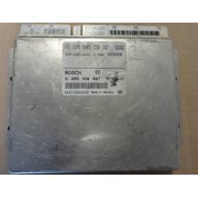 CALCULATEUR ABS MERCEDES A0315450932 Q02 Bosch 0265109497