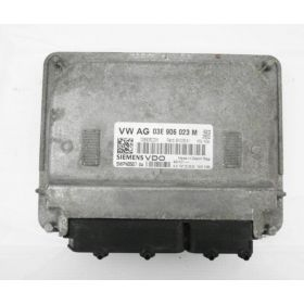 ECU Engine  SEAT IBIIZA IV 03E906023M Siemens 5WP40507-04