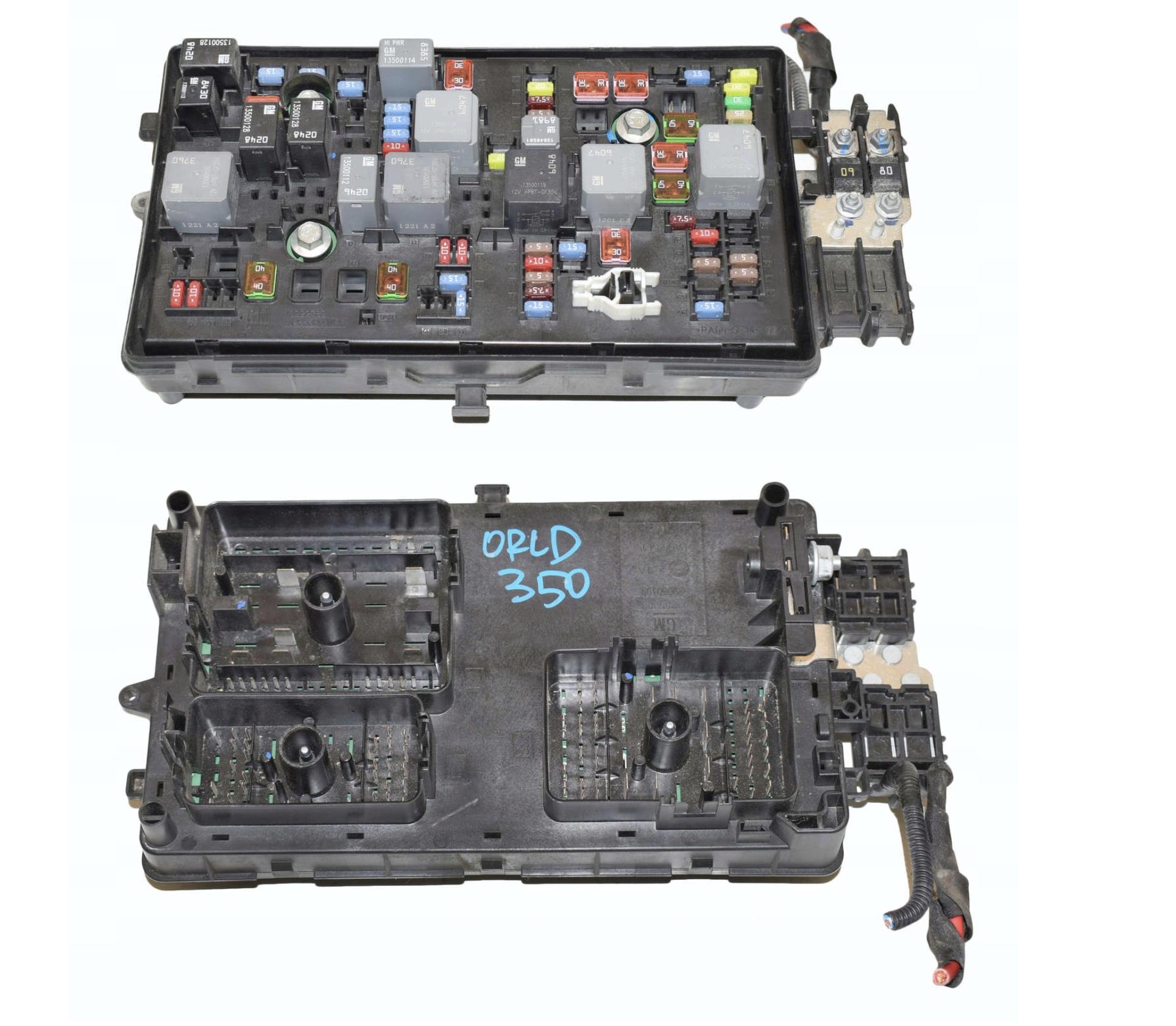 Fuse box module bsi chevrolet orlando 2010-2018 ref 529050199 96982042  13222782 13255300, sale auto spare part on pieces-okaz.com | Chevrolet Orlando Fuse Box |  | PIECES-OKAZ.COM