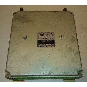Calculateur moteur HYUNDAI H1 / H200 2.T TD ref 39100-42620 Zexel 407913-2355