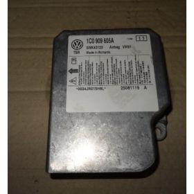 Airbag crash sensors module VW / Seat / Skoda ref 1C0909605A Index 11 SME 5WK43122