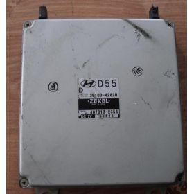 Calculateur moteur HYUNDAI H1 / H200 2.T TD ref 39100-42620 Zexel 407913-2356