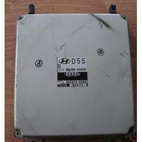 Engine control / unit ecu motor HYUNDAI H1 / H200 2.T TD ref 39100-42620 Zexel 407913-2356